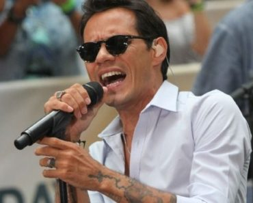 Marc Anthony Tattoo