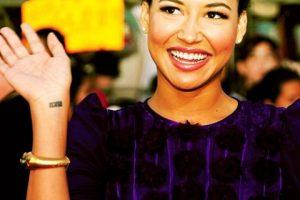 Naya Rivera Tattoo
