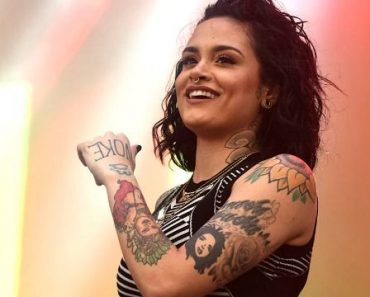 Kehlani Tattoos