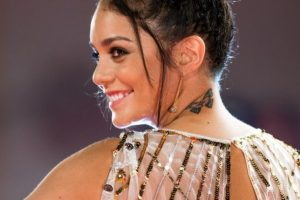 Vanessa Hudgens Tattoos