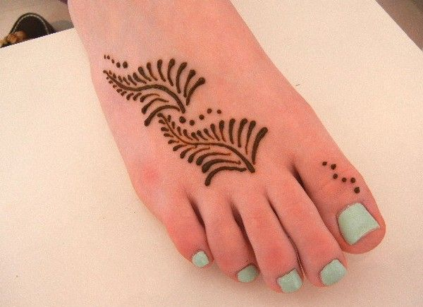 30 Amazing Henna Mehndi Designs For Legs Body Art Guru,Watercolor Tattoo Designs For Men