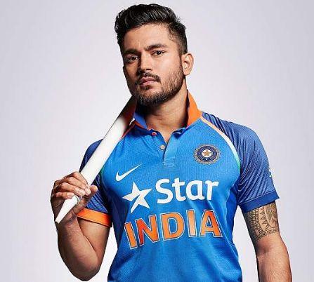 Manish Pandey Bio