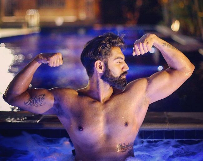 Parmish Verma Tattoos