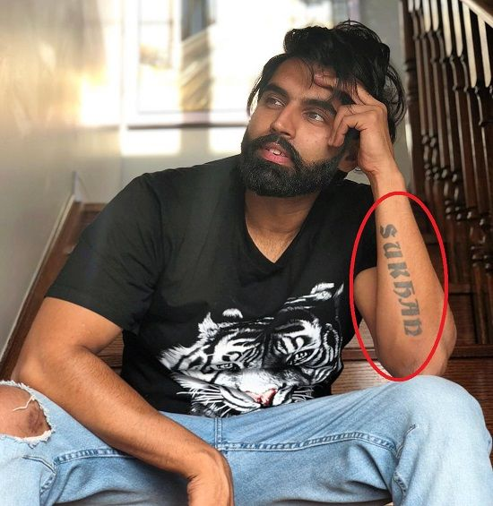 Parmish Verma Tattoos - Sukhan