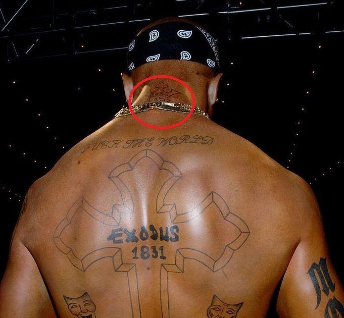 Tupac Shakurs 21 Tattoos Their Meanings Body Art Guru