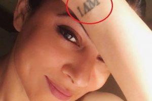 i am tattoo of sushmita sen