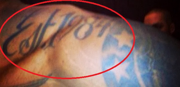 LeBron Est 1984 Tattoo
