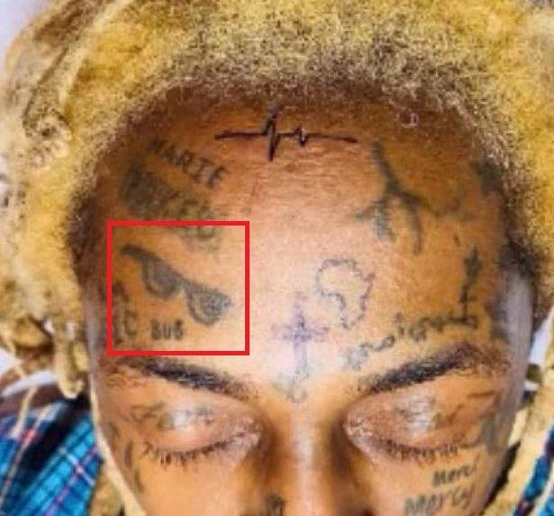 Lil Wayne-Head-Tattoo
