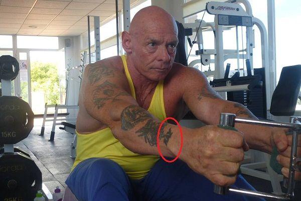 b16e67de8 Ray Houghton's 9 Tattoo's & Their Meanings – Body Art Guru
