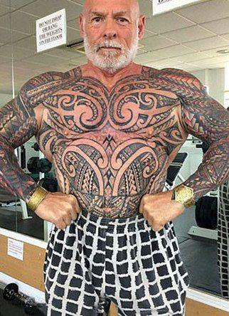 Ray Houghton\'s 9 Tattoo\'s & Their Meanings – Body Art Guru