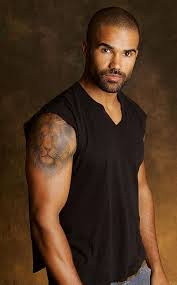 Shemar Moore Lion Tattoo