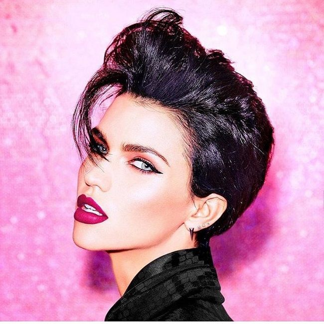 Ruby Rose S 57 Tattoos And Their Meanings Body Art Guru