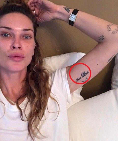 Erin Wasson Imi Loa tattoo
