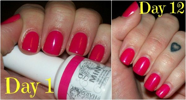 Gel nails long laster