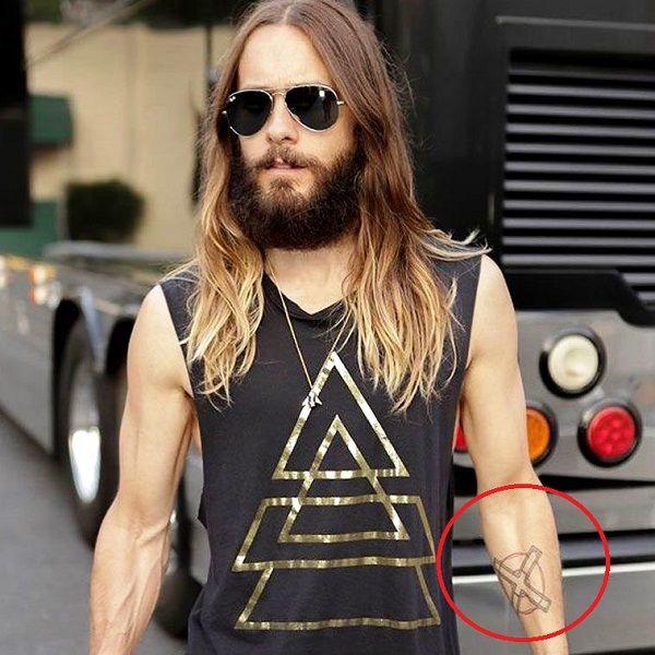 Jared Leto Echelon Symbol