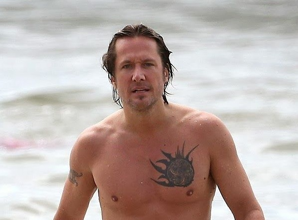 Keith Urban Sun Tattoo