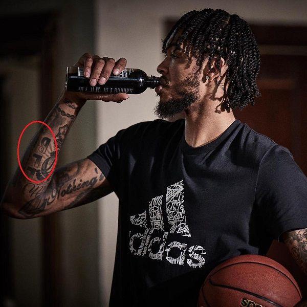 LLB-brandon Ingram tattoos