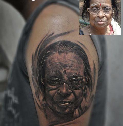 Niloy Das Tattoo