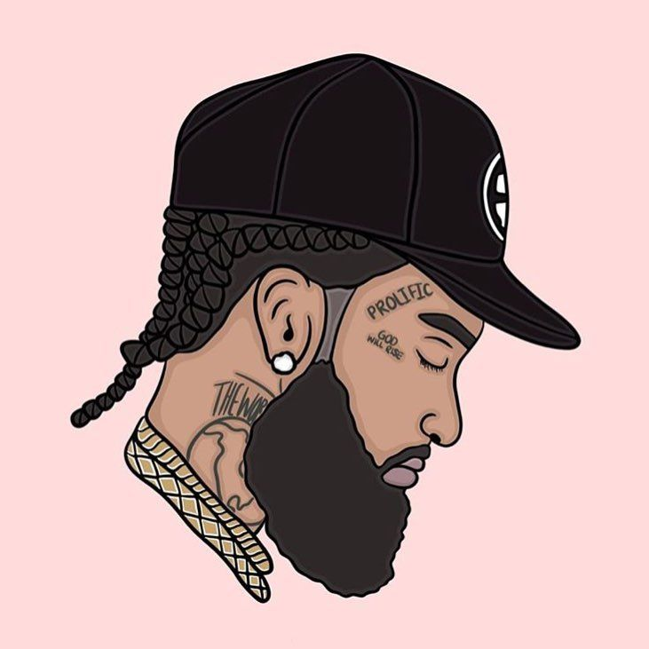 Nipsey Hussle's 31 Tattoos & Their Meaning – Body Art Guru
