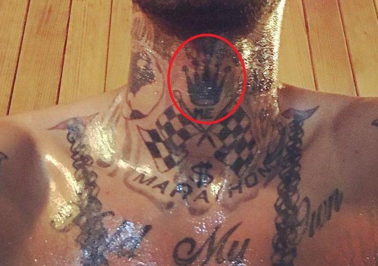 Nipsey Hussle - King Me Tattoo