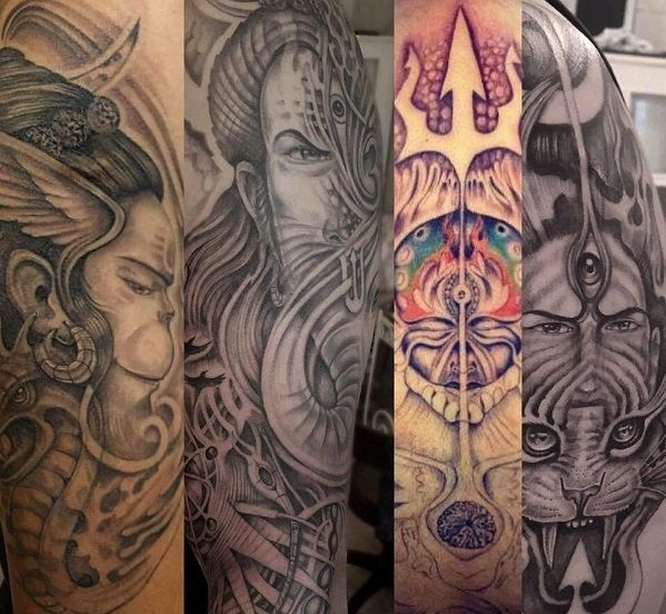 Savio Dsilva Tattoos