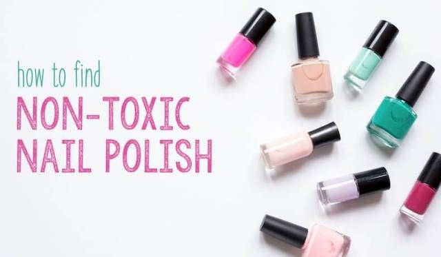 healthy polish-Gel nails