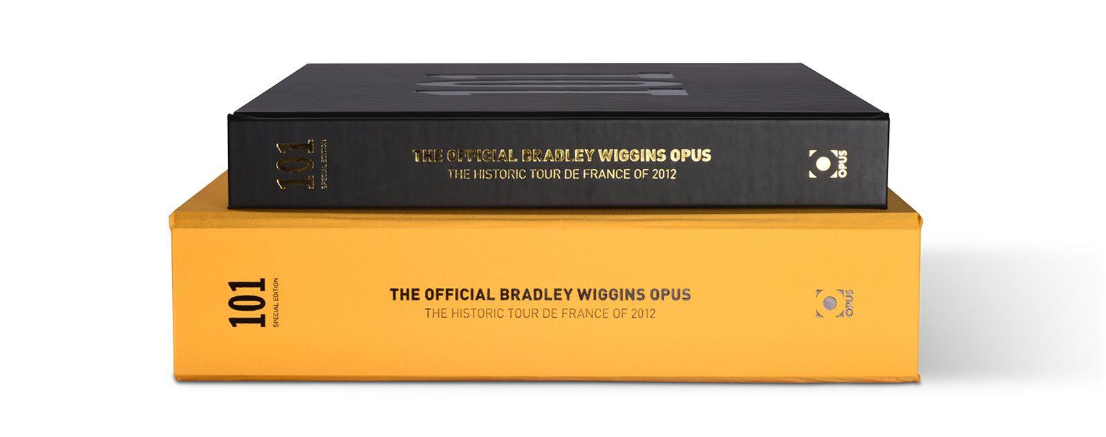 Bradley Wiggins 101 edition opus
