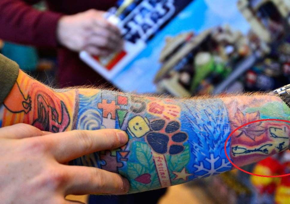 Ed Sheerans 61 Tattoos Their Meanings Body Art Guru