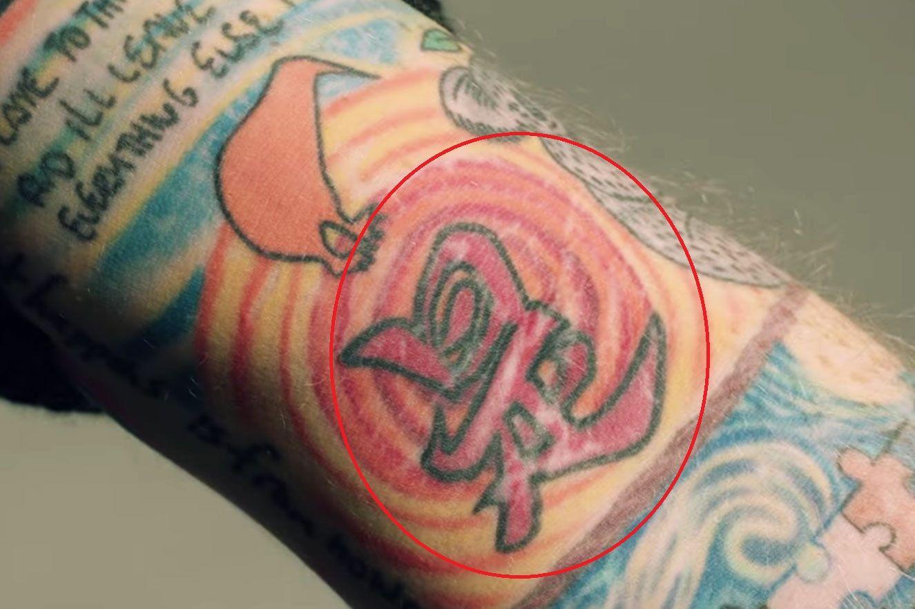 Ed Sheeran S 61 Tattoos Their Meanings Body Art Guru