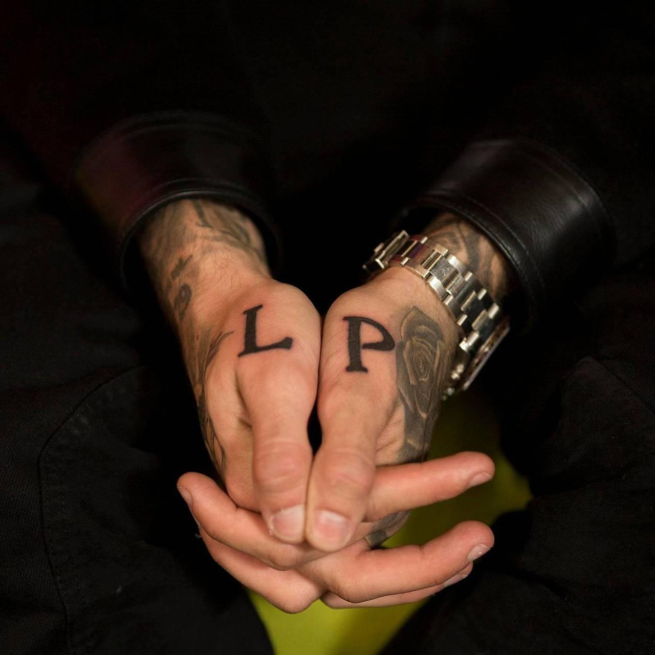 Liam Payne L P Tattoo