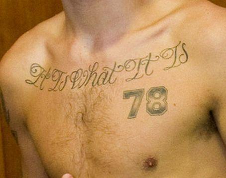 Louis-Tomlinson Chest Tattoos-