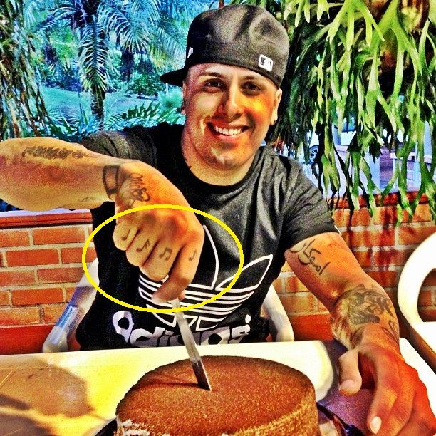Music Signs-Nicky jam tattoos