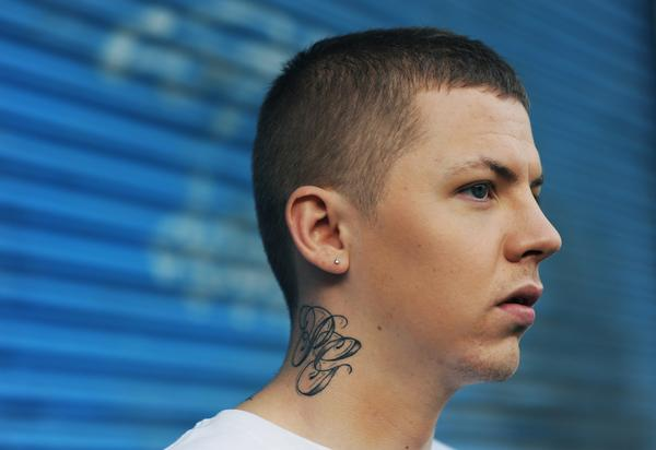 Professor Green PG Tattoo