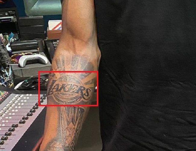 Snoop Dogg-LAKERS-tattoo