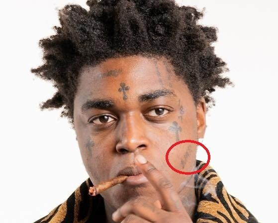 War-Kodak Black tattoos