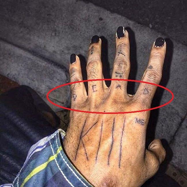 XXXTentacion's 32 Tattoos & Their Meanings – Body Art Guru