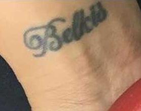 Cardi B Belkis Tattoo