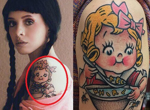 Melanie-Martinez-Soup-Girl-Tattoo