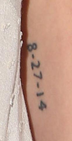 Katee-Sackhoff-Arm-Tattoo