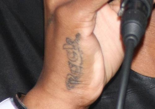 fantasia rock tattoo