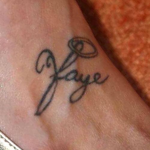 kellie-Pickler-Foot-Tattoo