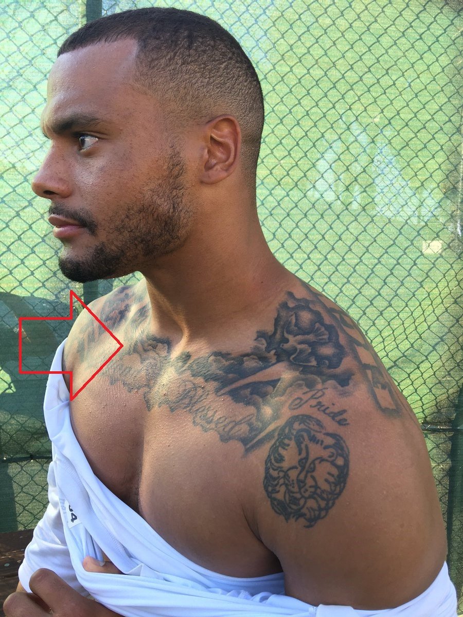 Dak Lion Tattoo