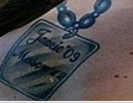Daniel Agger Sons Tattoo