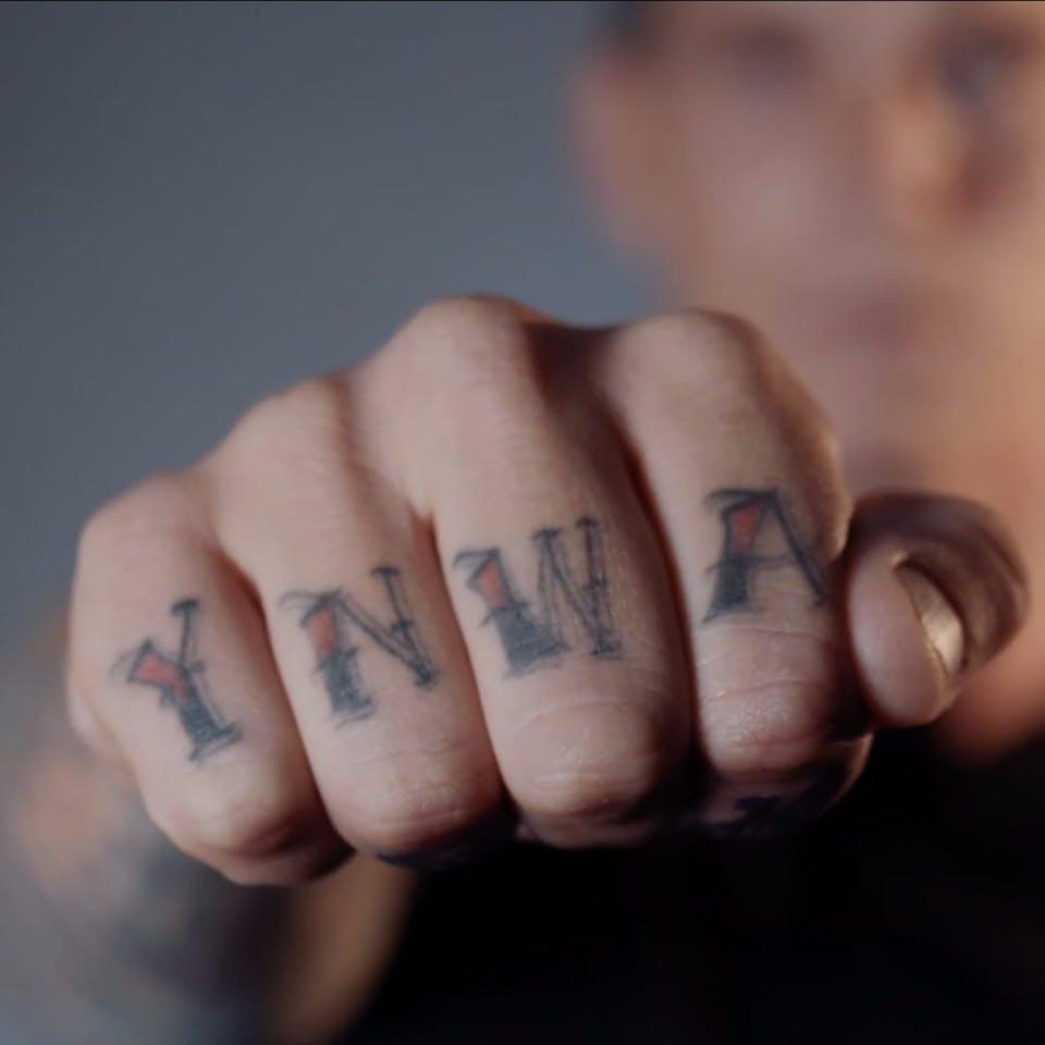 Daniel Agger YNWA Tattoo