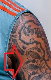 Jerome Tribal Design Tattoo
