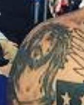 Kenny Vaccaro Jesus Christ Tattoo