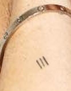 catt sadler arm tattoo
