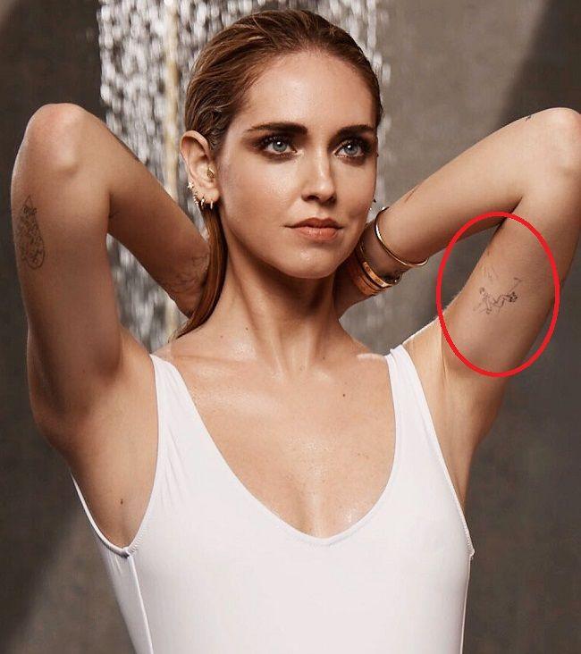 Chiara Ferragni S 27 Tattoos Their Meanings Body Art Guru