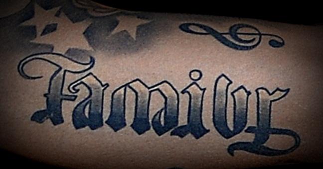 neymar jr left bicep tattoo