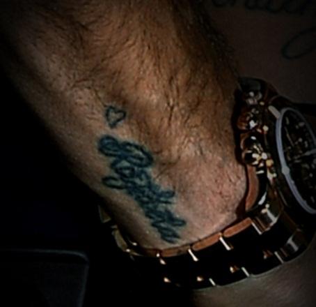 neymar jr rafaella tattoo
